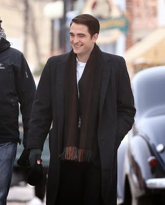 New HQ Pictures of Rob Filming 'LIFE' in Millbrook - March 4th