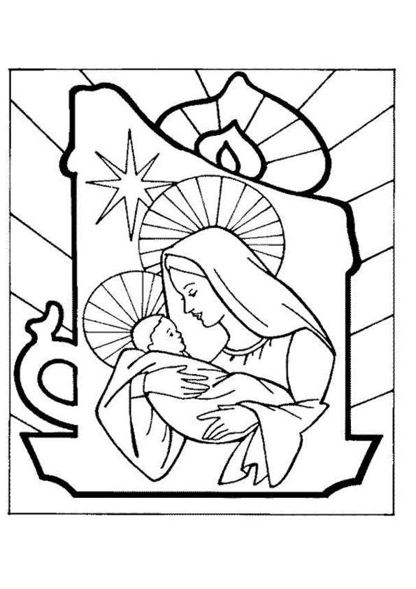 Jezus En Maria Pergamano Pinterest