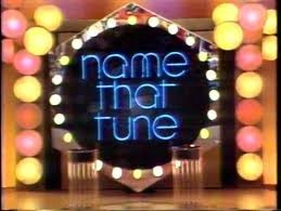 I can name in 4 notes...I can name it in 3 notes...name that tune!