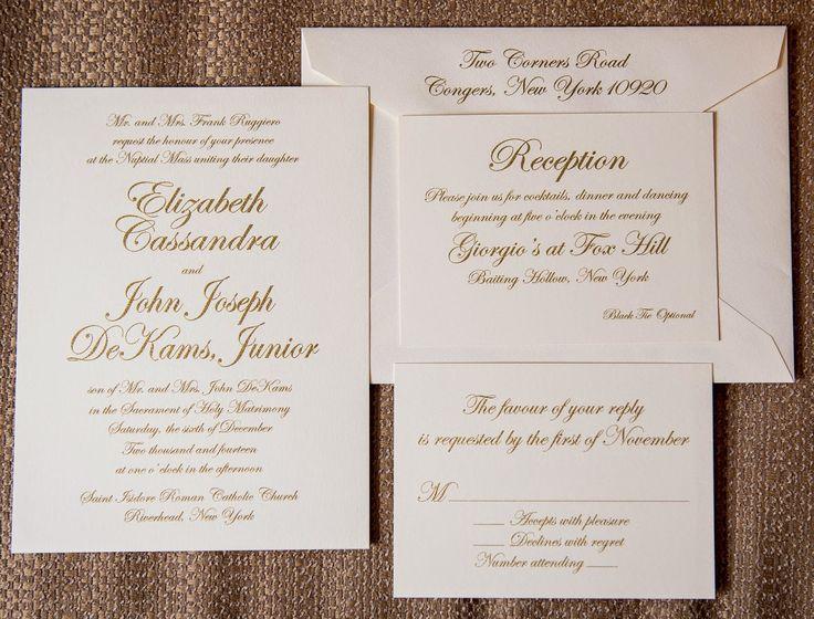 Wedding Invitations William Arthur: 15 Best Real Weddings Images On Pinterest