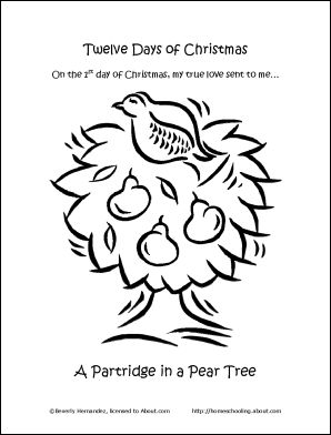 make your own 12 days of christmas coloring book pinterest coloring books advent ideas and embroidery