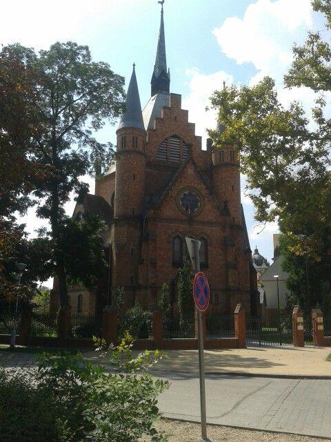 Református templom Szolnok