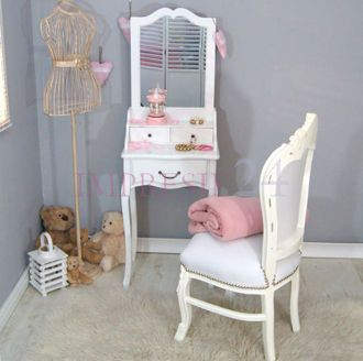 Stylowa toaletka | Stylish dressing #sypialnia #garderoba #toaletka #rustykalna #stylowa #bedroom #stylish #rustic #dressing #wardrobe