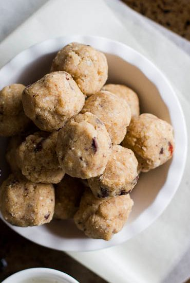 Loving Earth Quinoa, Coconut and Salted Peanut Butter Cookie Dough