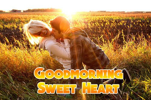 20 Beautiful Good Morning Image with Love Couple - Freshmorningquotes