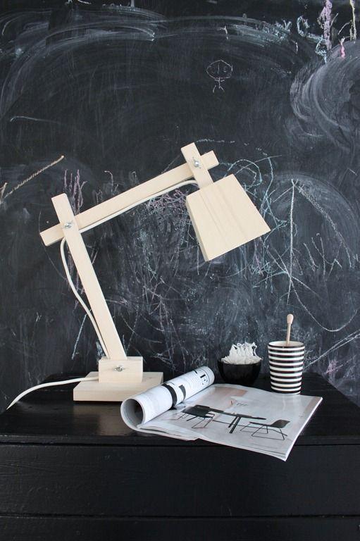 Muuto / Wood Lamp
