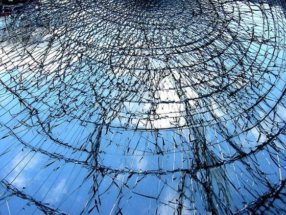 Cracked Mirror P S Texture Time Pinterest Blue