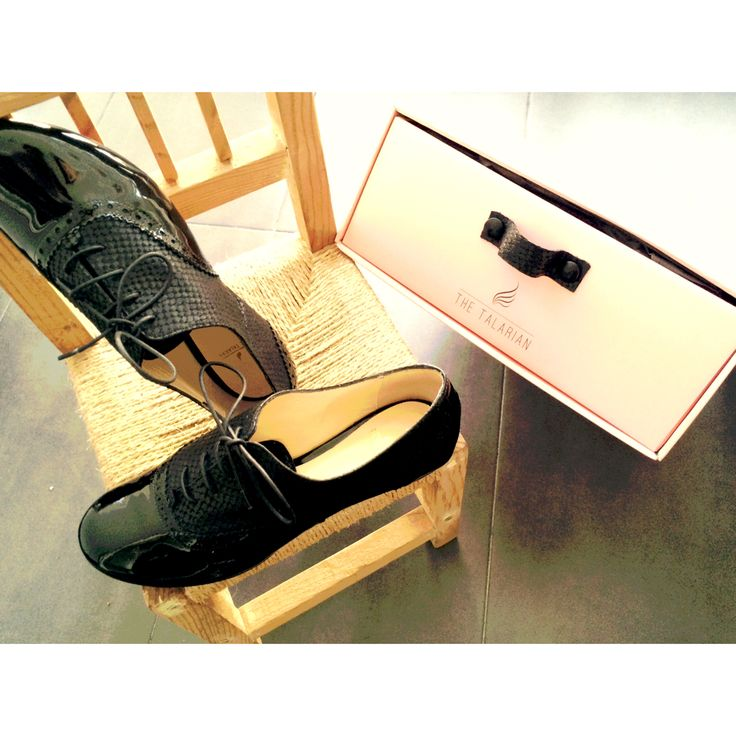 Shoes designed by Lupe. Simple and beutiful.