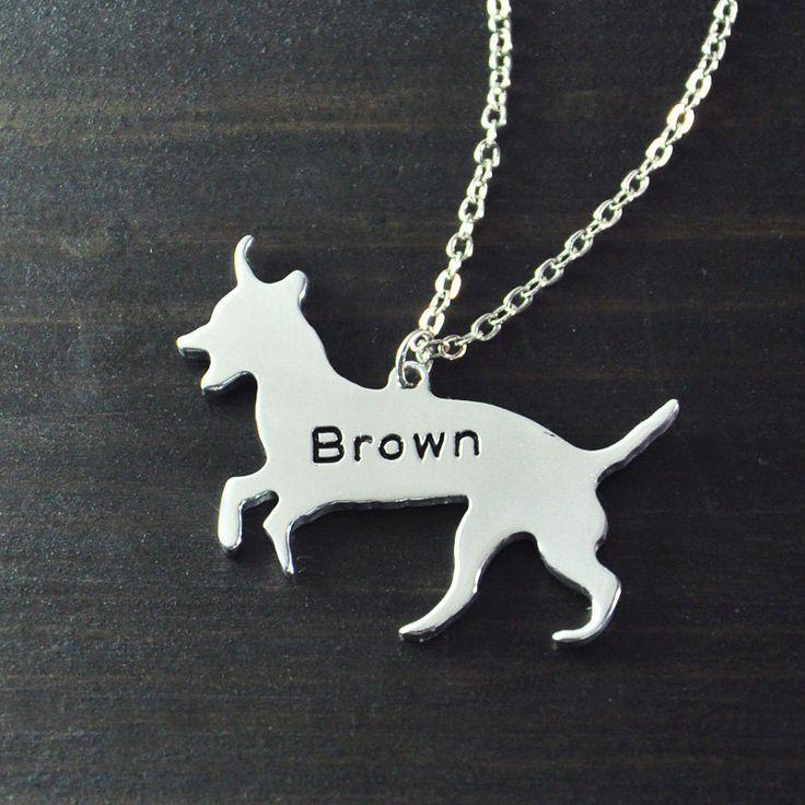 Джек-Рассел Терьер ожерелье Джек Рассел Терьер кулон сплава собака кулон существо ожерелье хороший подарок