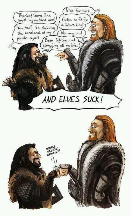 Skyrim, and J.R.R. tolkein bros4ever
