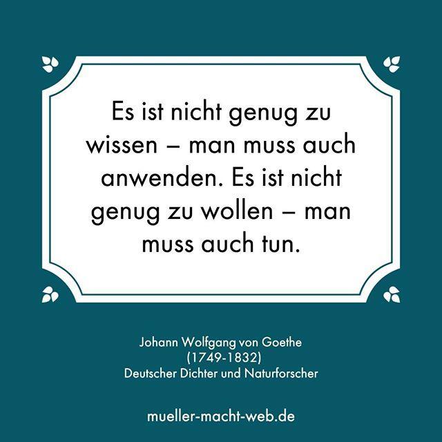 Der Liebe Herr Von Goethe War Ein Schlauer Mann Ich Liebe Solche Weisen Zitate Die So Zeitlos Sind Und A Von Goethe Freitag Zitate Johann Wolfgang Von Goethe