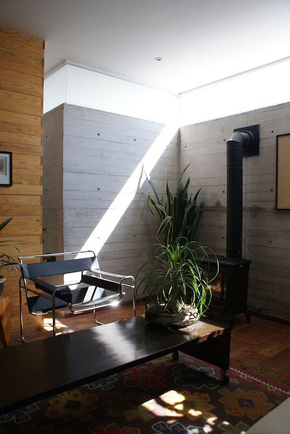 Interior Casa DM   Dionne Arquitectos #architecture #design #interior