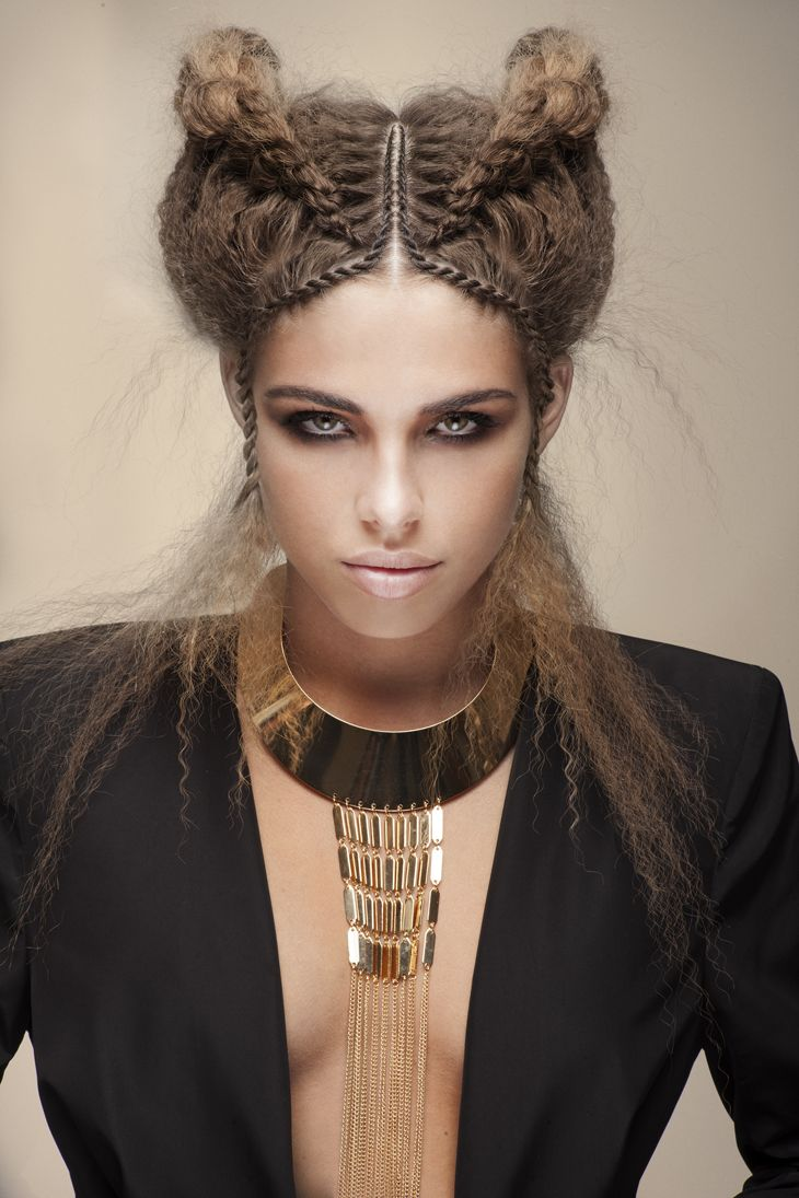 879 Best Images About Cheveux Artistic Hair On Pinterest Jean Paul Gaultier Updo And