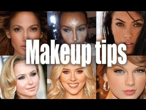 THE BEST OF THE BEST MAKEUP TIPS EVER!!!! - KNOW YOUR EYESHAPE!