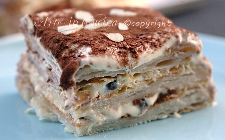 Italian Sfoglia Cake Recipes: Tiramisu, Buffet And Cucina