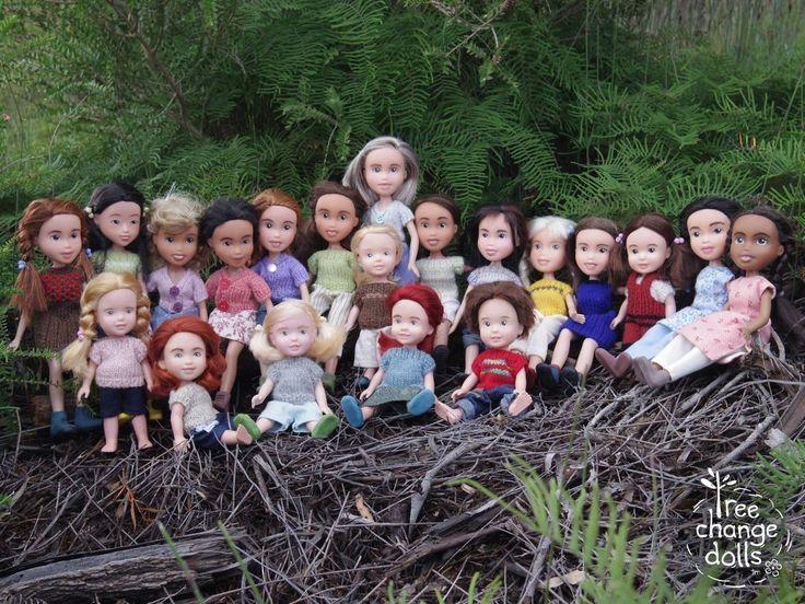 Zdjęcie numer 20 w galerii - Z wampa w dziewczynkę. Dlaczego Sonia Singh przerabia lalki Barbie?