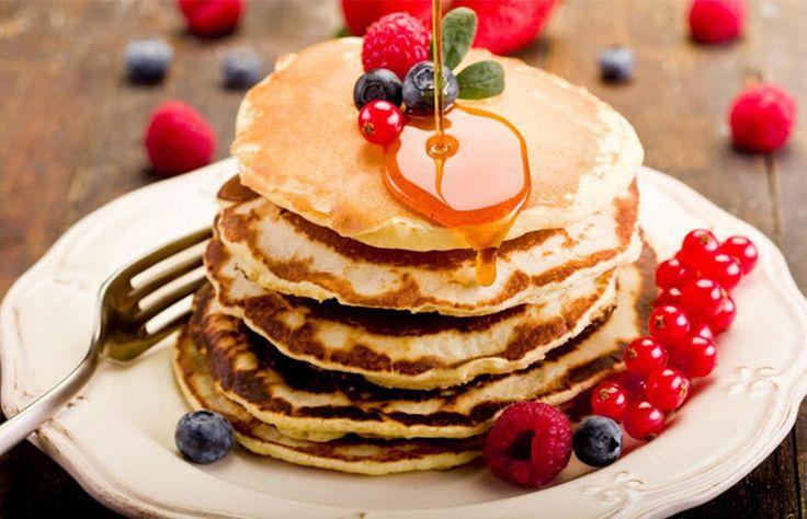 Para comer na manhã do dia 25: panqueca americana! - Casa & Cozinha