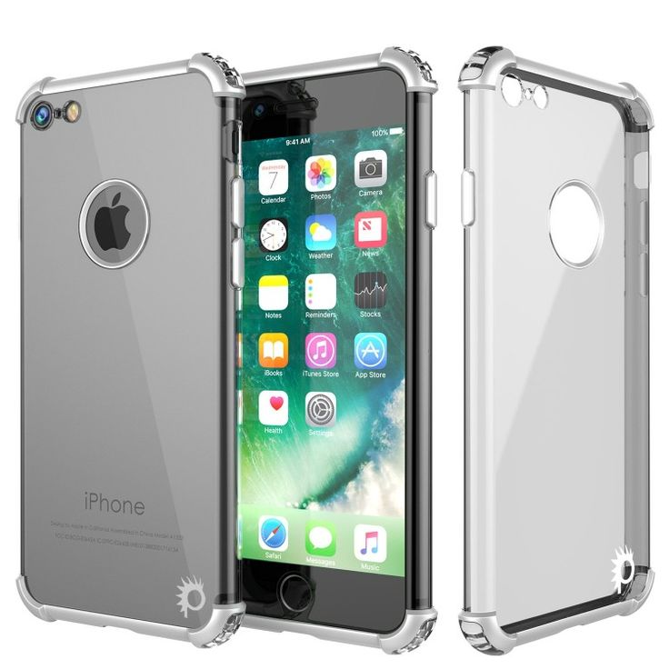 iPhone 7 Case, Punkcase [BLAZE SERIES] Protective Cover W/ PunkShield Screen Pro…