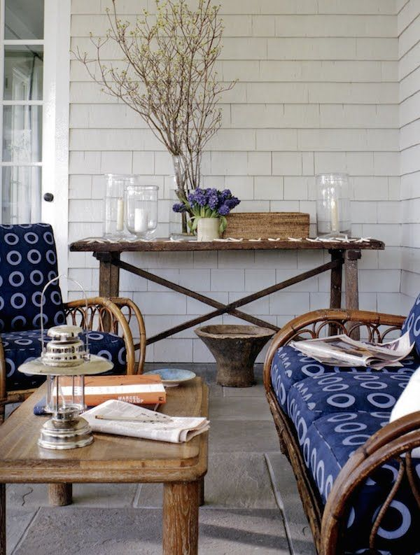 Beautiful Outdoor Space - Outdoor Decorating Ideas - Victoria Hagan