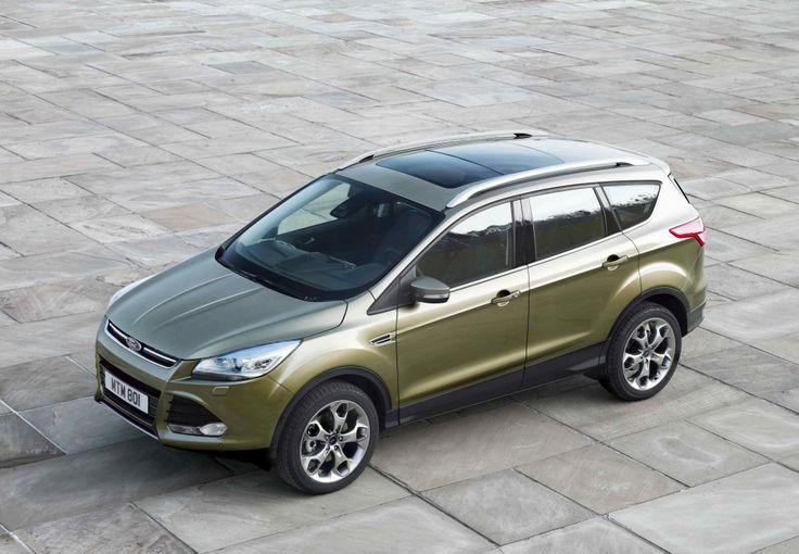 Ford Sollers объявила о старте приема заказов на новую комплектацию смарт-кроссовера Kuga.  #кроссоверы #внедорожники #тестдрайвы #TFLers #ford #kuga #titanium #titanium2015