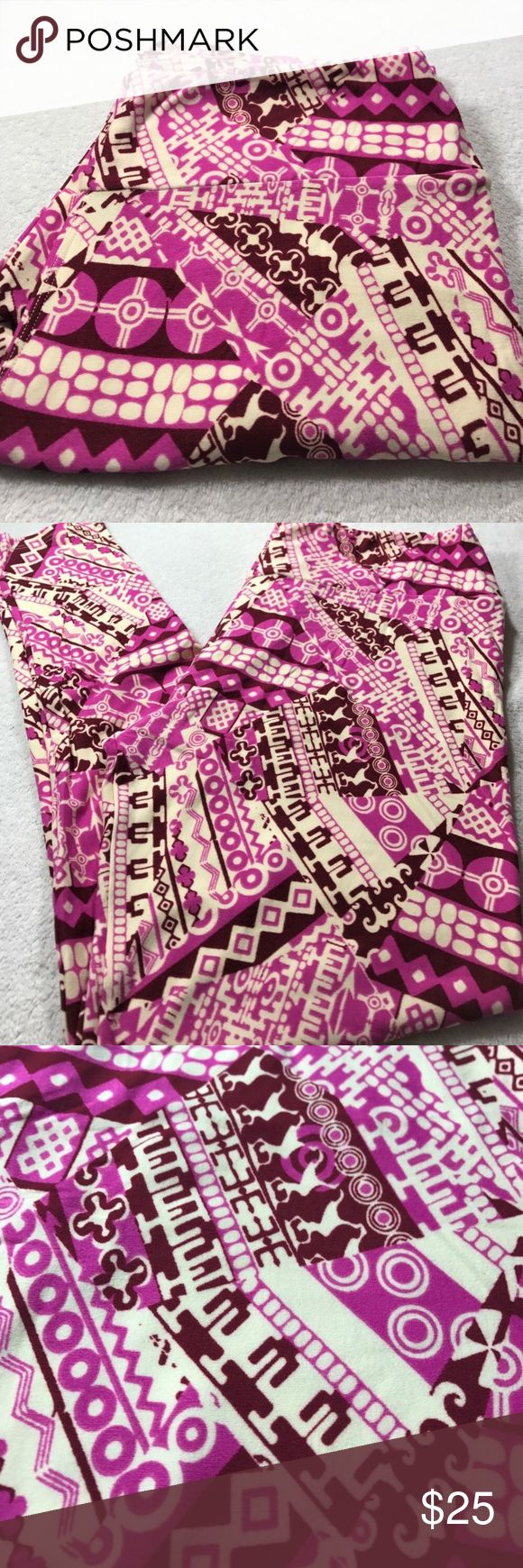 LuLaRoe Tall and curvy leggings nwt LuLaRoe Tall and curvy leggings nwt 🍀 Price is firm unless bundled. LuLaRoe Pants Leggings