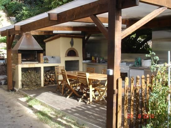 Cuisine d'été - Chambres d'hotes Ajaccio Corse du sud Amélodie