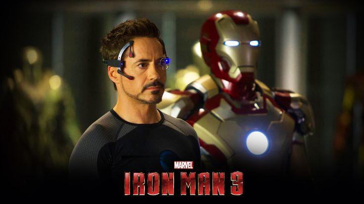 Iron Man 3 Glasses