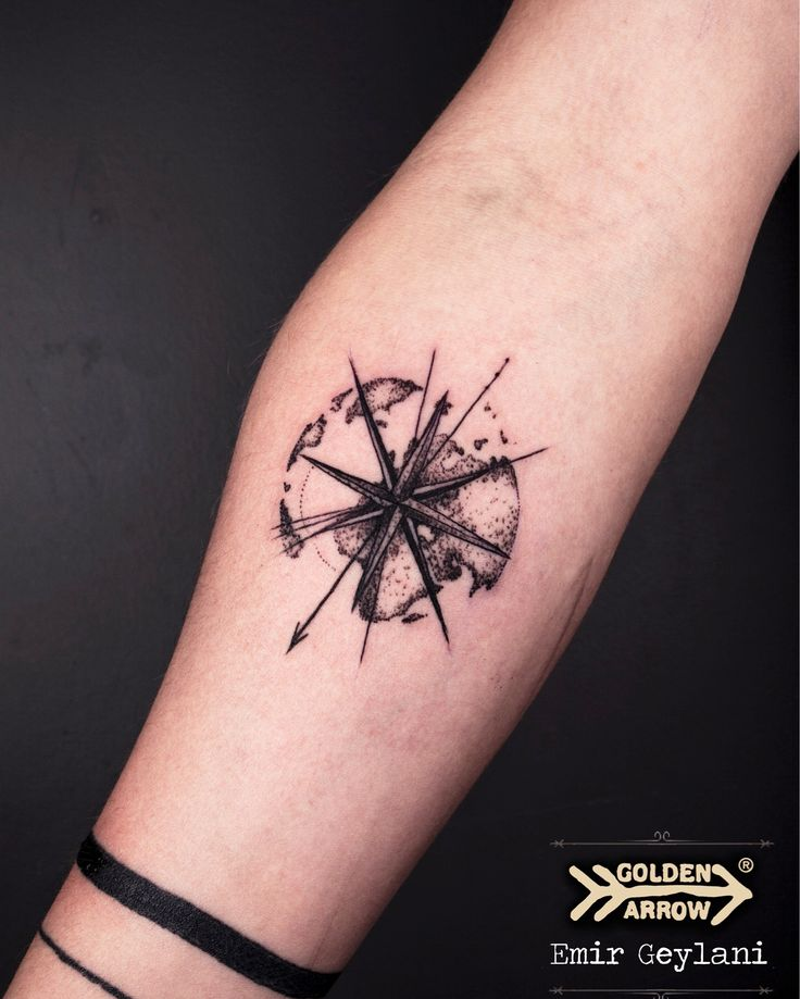 best 25 compass tattoo design ideas on pinterest. Black Bedroom Furniture Sets. Home Design Ideas