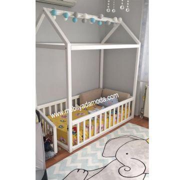 izmir bebek odası|izmir çocuk odası|mobilyadamoda|bebek odası|çoçuk odası|beşik izmir|ranza,izmir,yer yatağı,montessori yatağı,çocuk odası,montessori yer yatağı, kişiye özel tasarım, özel tasarım mobilya, özel üretim mobilya, izmir çocuk odası, genç odası,Montessori, ~ Çatısı Shingle Altı Çekmeceli Basamaklı Montessori Yer Yatağı