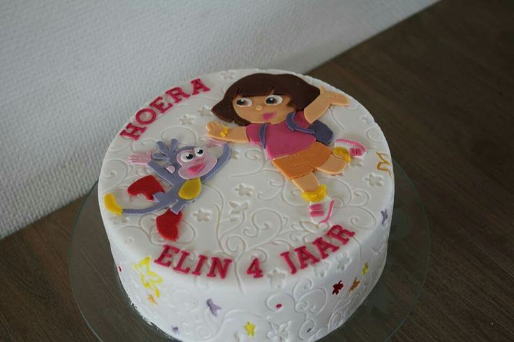 Dora taart