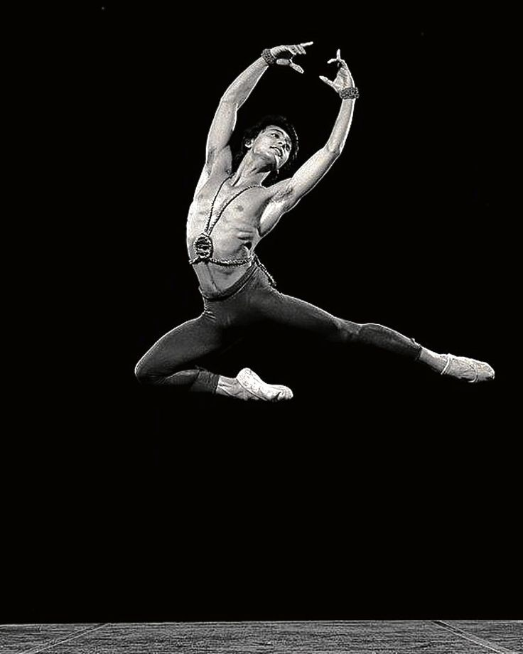 rudolph nureyev dancing - Google Search