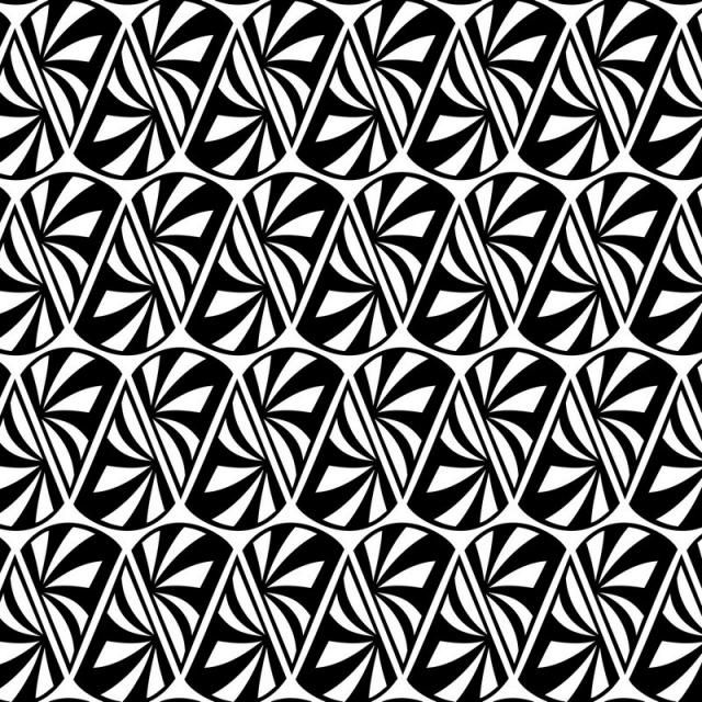 Vector Seamless Pattern Black And White Repeating Geometric Pattern Motif Seamless Pattern Geometric Png And Vector With Transparent Background For Free Down Seamless Patterns Geometric Pattern Geometric