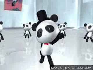 Panda Habitat Facts Animals Giff #2131 - Funny Panda Giffs  Funny Giffs  Panda Giffs