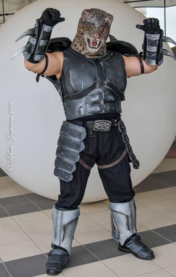 Armor King From Tekken Tekken Tekkencosplay