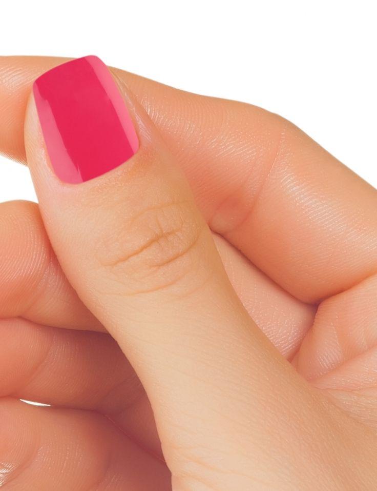 NAIL-EON UV βερνίκι νυχιών καθαρό Ροζ | 15 ml Μόνιμο Βερνίκι