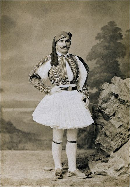 Traditional Costume from the Balkans
