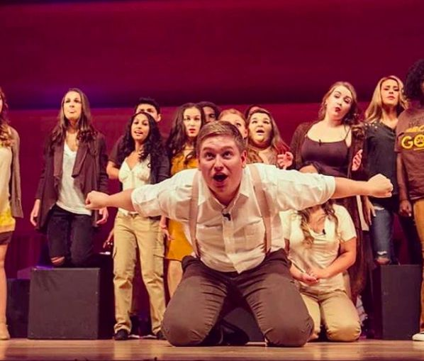 A picture of our annual Best of Broadway, one of AUPac's most popular performances!