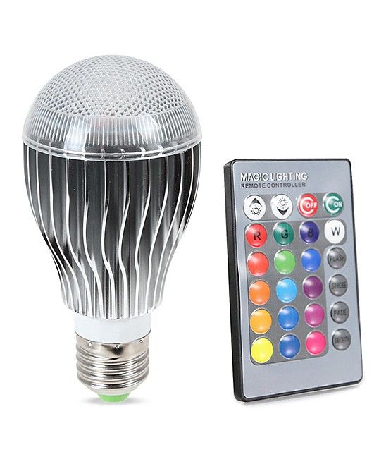 Take A Look At This Color Changing Light Bulb Today Color Changing Light Bulb Color Changing Lights Light Bulb