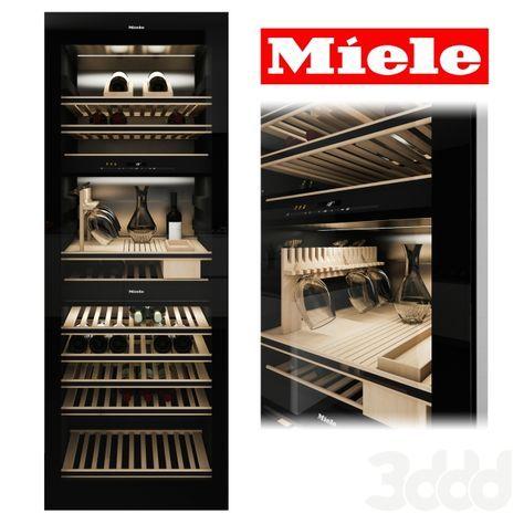 Винный холодильник Miele KWT 6832 SGS