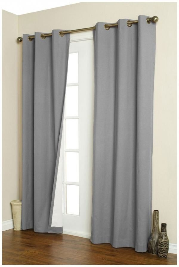 Blackout Curtain For French Doors Ideas   For More French Door Curtain  Ideas Visit Www.
