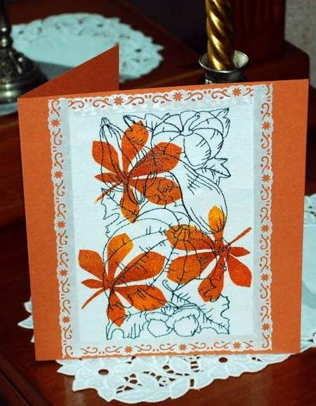 Best images about machine embroidery thanksgiving