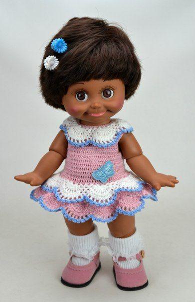 Ольга Вершинина  Galoob baby face doll