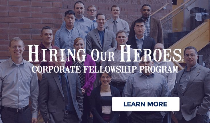 Corporate Fellowship Program Slider