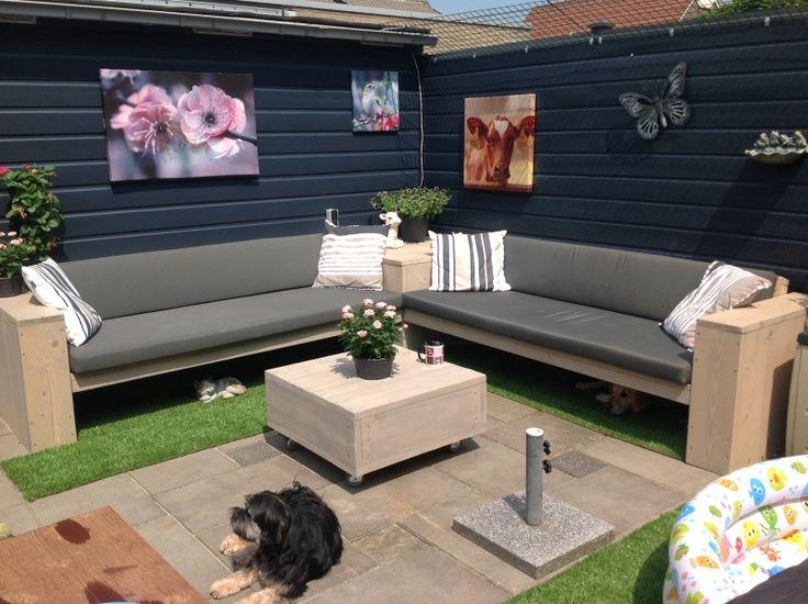 32 best ideeà n voor de tuin images on pinterest lounges outdoor