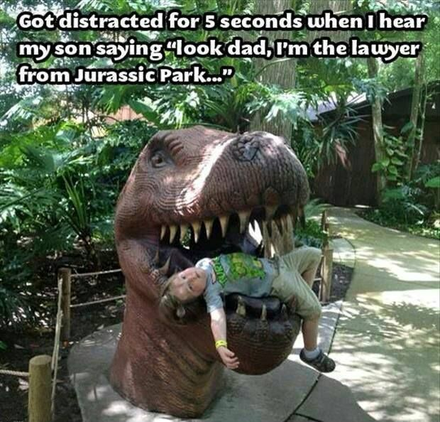You make us proud, son. #jurassicpark / http://saltlakecomiccon.com/slcc-2015-tickets/?cc=Pinterest