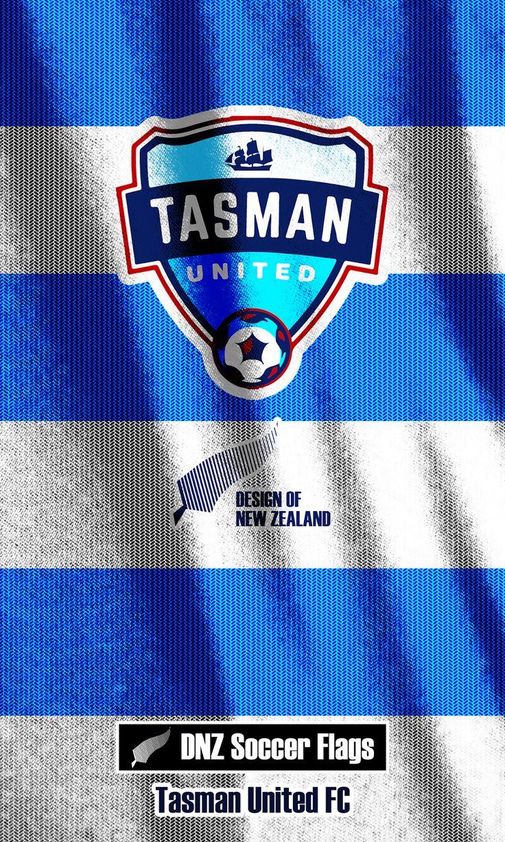 DNZ Soccer Flags: Tasman United FC