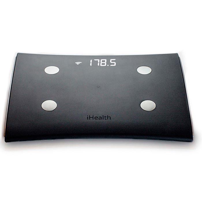 IHealth HS5 Wi-Fi / Bluetooth BMI ζυγαριά: ασύρματη ζυγαριά.