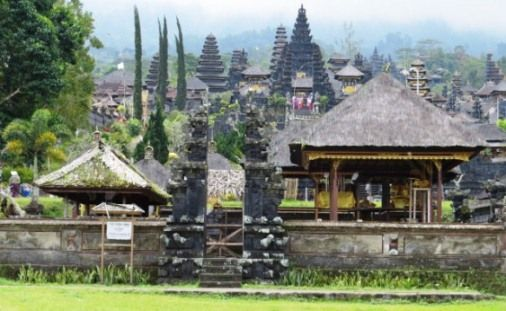 Besakih Hindu Temple - The Mother Temple of Bali