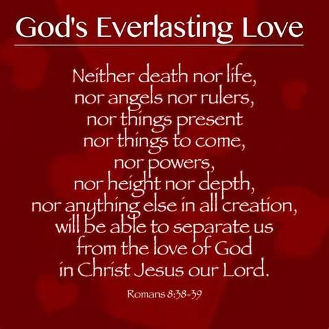 Romans 8:38-39 - - Yahoo Image Search Results
