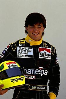 Image result for 1992 christian fittipaldi